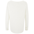 Selected Femme Women's Laua Knitted Pullover - Snow White: Image 2