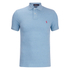 Polo Ralph Lauren Men's Short Sleeve Slim Fit Polo Shirt - French Turquiose: Image 1