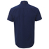 BOSS Orange Men's Eslimye Short Sleeve Shirt - Indigo: Image 2