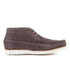 Genuine Moccasins by Grenson Men's Suede Chukka Boots - Brown: Image 1