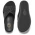 Ash Women's Secret Glitter Slide Sandals - Black/Black/Black: Image 5