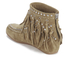 Ash Women's Spirit Suede Fringed Ankle Boots - Wilde: Image 5