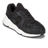 Ash Women's Mood Bis Puff/Neoprene Trainers - Black: Image 4