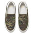 Ash Women's Nikita Canvas Slip-on Trainers - Army White/Army: Image 2