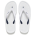 Polo Ralph Lauren Men's Whittlebury Flip Flops - White/ Newport Navy: Image 1