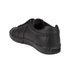 Polo Ralph Lauren Men's Hugh Leather Trainers - Black: Image 5