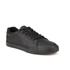 Polo Ralph Lauren Men's Hugh Leather Trainers - Black: Image 4