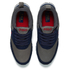 Polo Ralph Lauren Men's Ponteland Suede Sports Trainers - Newport Navy/Charcoal Grey: Image 2