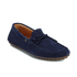 H Shoes by Hudson Men's Felipe Suede Driving Shoes - Navy: Image 5