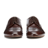 H Shoes by Hudson Men's Olave Leather Derby Shoes - Brown: Image 4
