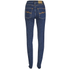 Nudie Jeans Women's Pipe Led Skinny Jeans - Night Shadow: Image 2