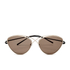 Prism Women's Brooklyn Sunglasses - Gold/Rose Gold: Image 1