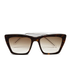 Prism Women's Sydney Sunglasses - Dark Tortoise: Image 1
