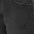 Cheap Monday Men's Line Denim Shorts - Element: Image 4