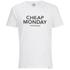 Cheap Monday Men's Standard Logo T-Shirt - White: Image 1
