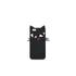 Lulu Guinness Women's Kooky Cat iPhone 6 Case - Black: Image 1