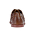 G.H Bass & Co. Men's Camp Moc Jackman Pull Up Leather Boat Shoes - Mid Brown: Image 3
