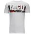 McQ Alexander McQueen Men's Floral Crew T-Shirt - Optic White: Image 1
