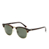 Ray-Ban Clubmaster Sunglasses 49mm - Mock Tortoise/Arista: Image 2