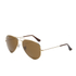 Ray-Ban Aviator Large Sunglasses 58mm - Metal Gold: Image 2