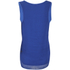 BOSS Orange Women's Kathna Vest Top - Blue: Image 2