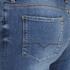 BOSS Orange Women's J10 Florida Frayed Cuff Jeans - Blue: Image 7