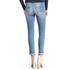 BOSS Orange Women's J10 Florida Frayed Cuff Jeans - Blue: Image 3
