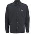 OBEY Clothing Men's Title Coach Jacket - Blue: Image 1