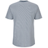 OBEY Clothing Men's Eighty Nine Striped T-Shirt - Blue: Image 2