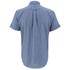 GANT Rugger Men's Chambray Short Sleeve Shirt - Indigo: Image 2