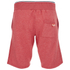 Superdry Men's Orange Label Tri Grit Sweat Shorts - Red Slub: Image 2