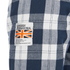 Superdry Men's Rookie Flannel Shirt - Navy: Image 4
