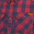 Superdry Men's Rookie Flannel Shirt - Red: Image 3