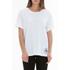 OBEY Clothing Women's Rue De La Ruine Orwell Tunic T-Shirt - White: Image 2