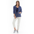 OBEY Clothing Women's Antwerp Jacket - Blue: Image 2