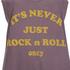 OBEY Clothing Women's Never Just Rock N Roll Danika Tank Top - Dusty Merlot: Image 3