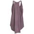 OBEY Clothing Women's Never Just Rock N Roll Danika Tank Top - Dusty Merlot: Image 2