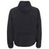 AMI Men's Hooded Half Zipped Jacket - Black: Image 2