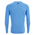 Myprotein Mens Mobility Long Sleeve Top – Blue: Image 2