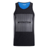 Myprotein Mens Tag Stringer Vest – Grey