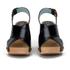 Marc Jacobs Women's Linda Criss Cross Heeled Sandals - Black: Image 4