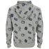 Billionaire Boys Club Men's Full Coverage Hoody - Heather Grey: Image 2