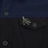 Scotch & Soda Men's Deconstructed Trucker Jacket - Black: Image 3