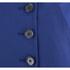 Carven Women's Midi Pleat Skirt - Navy: Image 4