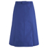 Carven Women's Midi Pleat Skirt - Navy: Image 2