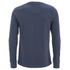 Tokyo Laundry Men's Dane Long Sleeved Top - Dark Denim: Image 2