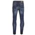 Nudie Jeans Men's Lean Dean Slim Jeans - Peel Blue: Image 2