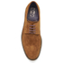 Ted Baker Men's Joehal 2 Suede Derby Shoes - Dark Tan: Image 3