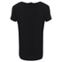 Helmut Lang Women's Cotton Cashmere Jersey Scoop Neck T-Shirt - Black: Image 2