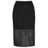 Baum und Pferdgarten Women's Selene Skirt - Black: Image 1